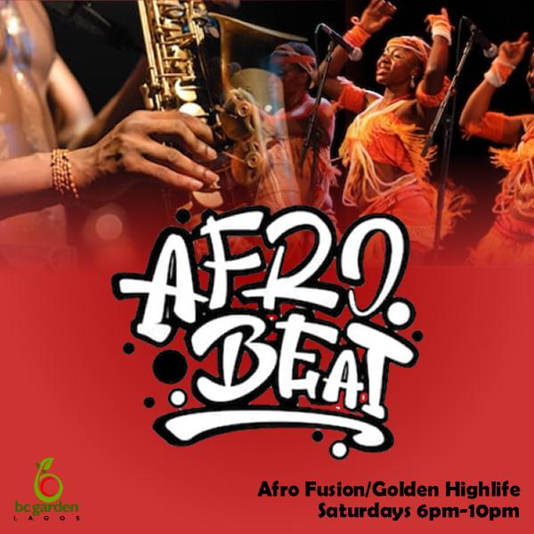 Afro Beat Saturdays